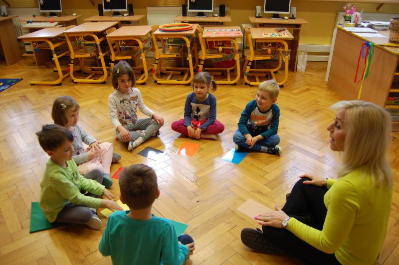 Školní hrátky s předškoláky aneb do školy s úsměvem
